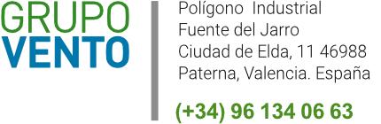 Contactar Grupo Vento.